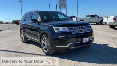 2018 Ford Explorer for sale at ATASCOSA CHRYSLER DODGE JEEP RAM in Pleasanton TX