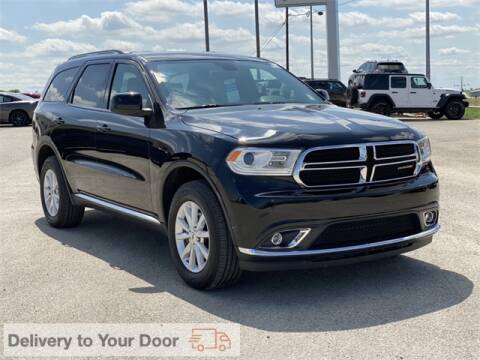 2019 Dodge Durango for sale at ATASCOSA CHRYSLER DODGE JEEP RAM in Pleasanton TX