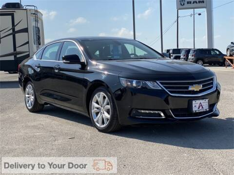 2018 Chevrolet Impala for sale at ATASCOSA CHRYSLER DODGE JEEP RAM in Pleasanton TX