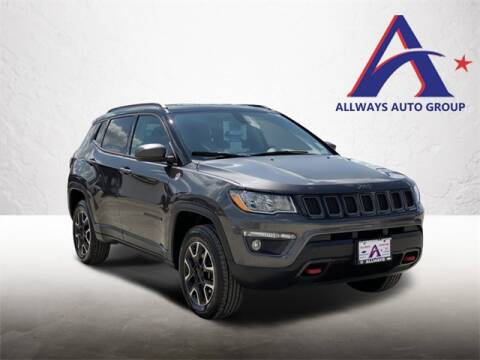 2019 Jeep Compass for sale at ATASCOSA CHRYSLER DODGE JEEP RAM in Pleasanton TX
