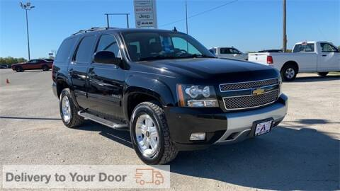 2013 Chevrolet Tahoe for sale at ATASCOSA CHRYSLER DODGE JEEP RAM in Pleasanton TX