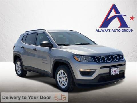 2021 Jeep Compass for sale at ATASCOSA CHRYSLER DODGE JEEP RAM in Pleasanton TX