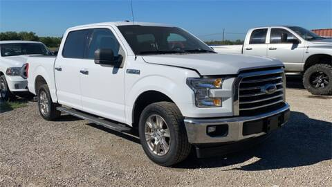 2017 Ford F-150 for sale at ATASCOSA CHRYSLER DODGE JEEP RAM in Pleasanton TX