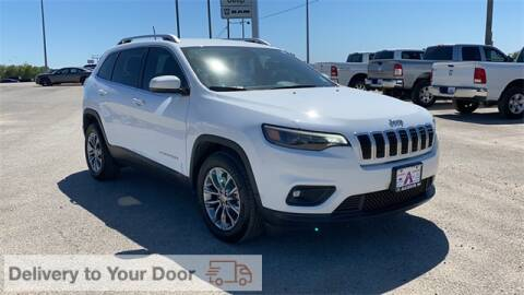 2019 Jeep Cherokee for sale at ATASCOSA CHRYSLER DODGE JEEP RAM in Pleasanton TX