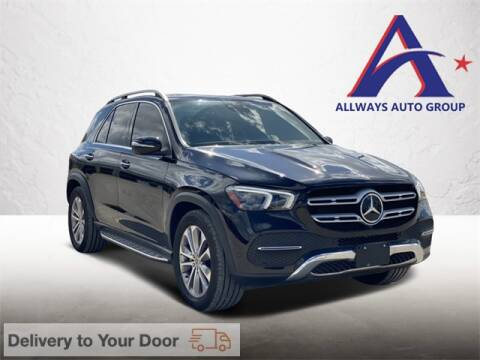 2020 Mercedes-Benz GLE for sale at ATASCOSA CHRYSLER DODGE JEEP RAM in Pleasanton TX