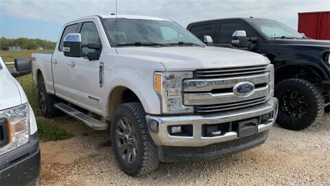 2017 Ford F-250 Super Duty for sale at ATASCOSA CHRYSLER DODGE JEEP RAM in Pleasanton TX