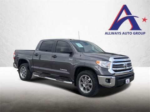 2017 Toyota Tundra for sale at ATASCOSA CHRYSLER DODGE JEEP RAM in Pleasanton TX