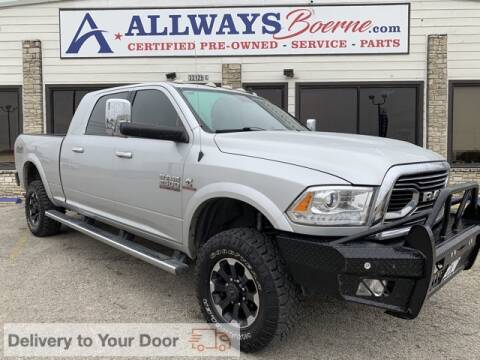 2017 RAM Ram Pickup 2500 for sale at ATASCOSA CHRYSLER DODGE JEEP RAM in Pleasanton TX