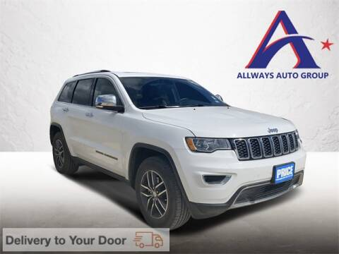 2018 Jeep Grand Cherokee for sale at ATASCOSA CHRYSLER DODGE JEEP RAM in Pleasanton TX