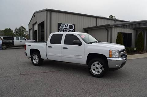 Chevrolet Silverado 1500 For Sale In Anderson Sc