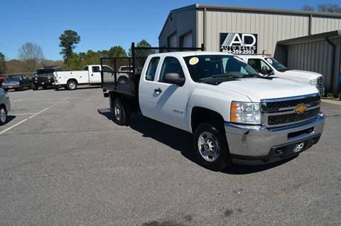 Used Chevrolet Trucks For Sale In Anderson SC Carsforsalecom - Chevrolet sc