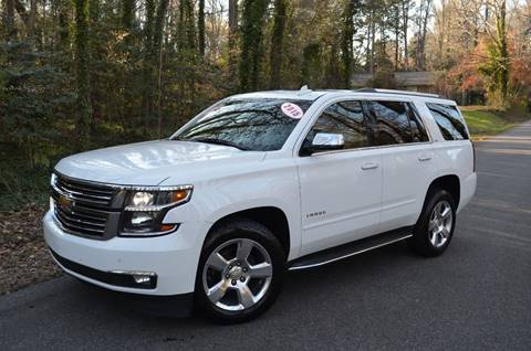 2015 chevrolet tahoe for sale in anderson sc. Black Bedroom Furniture Sets. Home Design Ideas