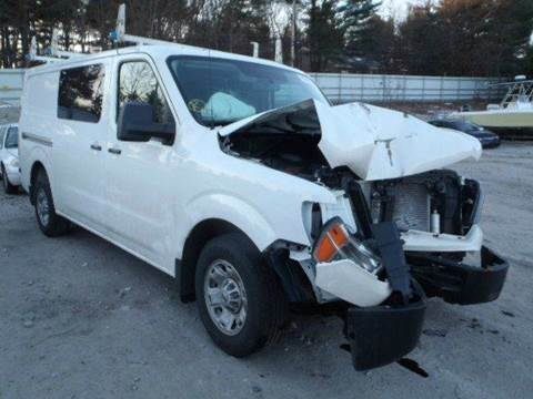 2012 Nissan NV Passenger For Sale In Island Park, NY