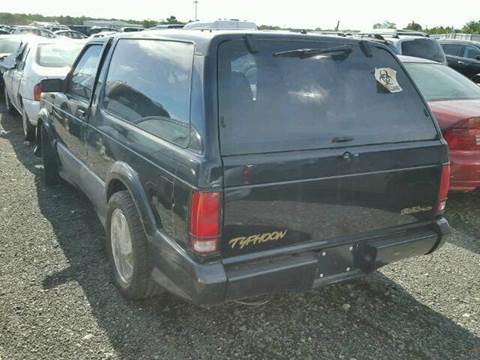 1993 GMC Typhoon for sale in Island Park, NY