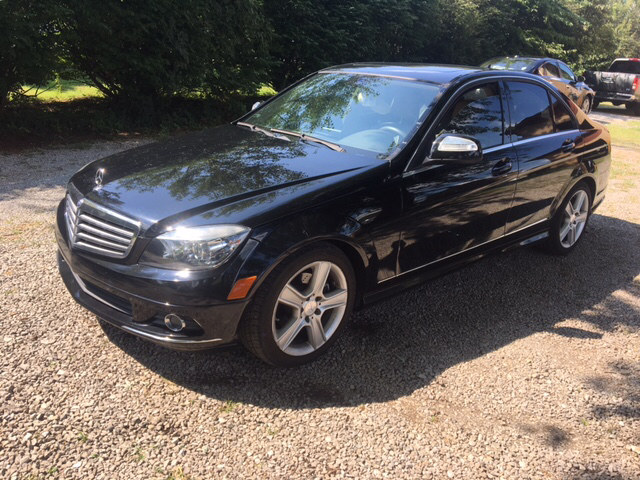 2010 Mercedes-Benz C-Class for sale at A J'S Auto Sales in Hopkinsville KY