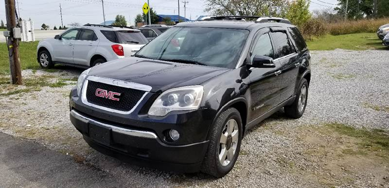 2008 GMC Acadia for sale at A J'S Auto Sales in Hopkinsville KY