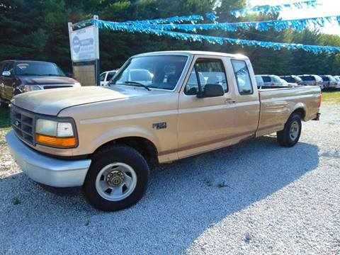 1995 Ford F-150 for sale in Rockville, IN