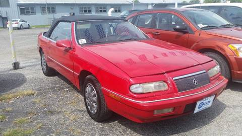 1995 Chrysler Le Baron for sale in Crawfordsville, IN