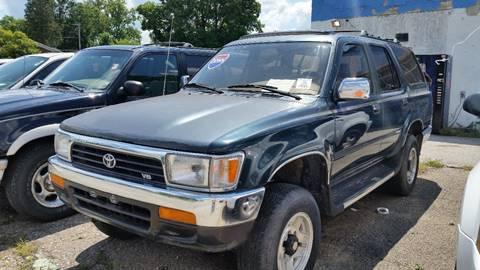 1994 Toyota 4Runner for sale in Montezuma, IN