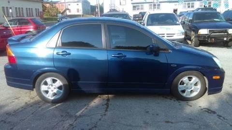 2003 Suzuki Aerio for sale in Crawfordsville, IN