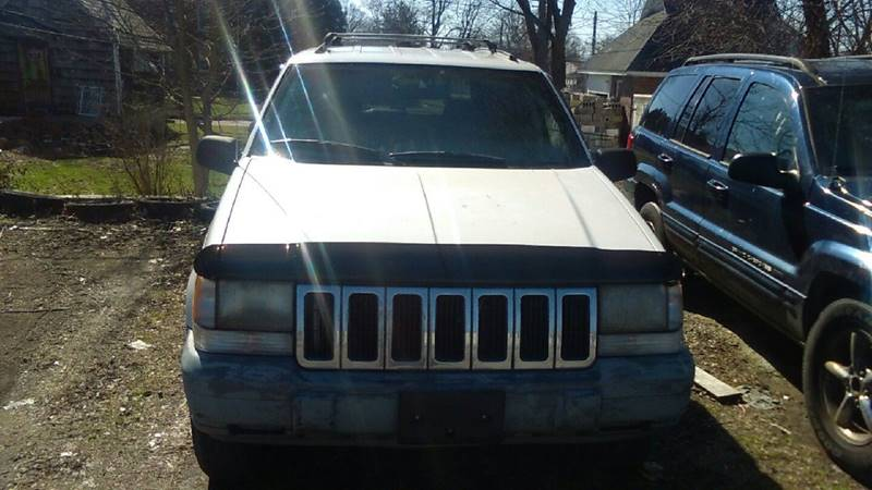 1997 Jeep Grand Cherokee For Sale At New Start Motors LLC In Montezuma IN