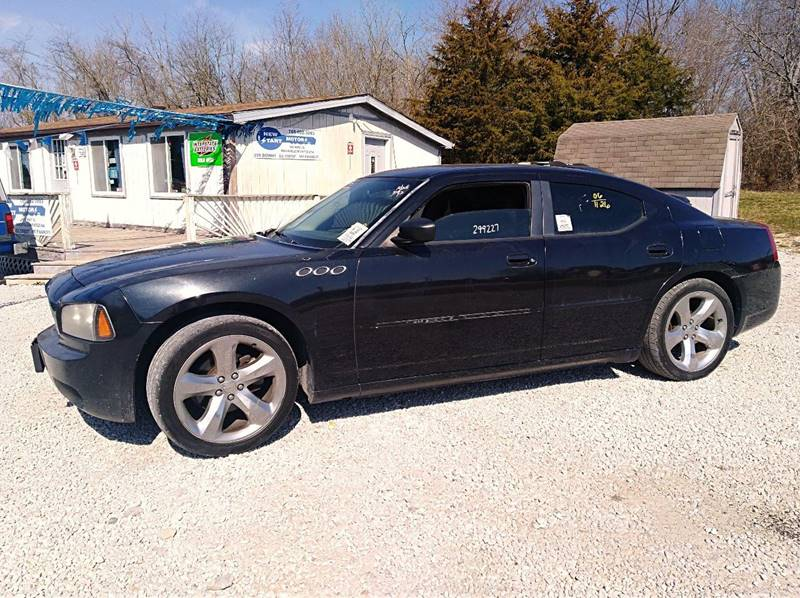2006 Dodge Charger Se In Montezuma In New Start Motors Llc
