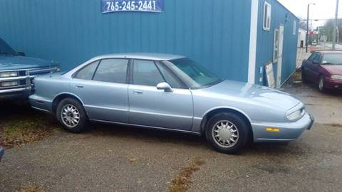 1996 Oldsmobile Eighty-Eight for sale in Montezuma, IN