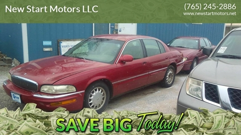 1997 Buick Park Avenue for sale at New Start Motors LLC in Montezuma IN