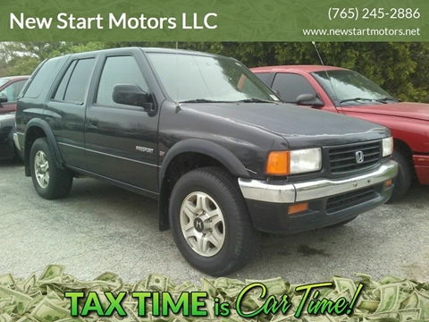 1996 Honda Passport for sale in Crawfordsville, IN