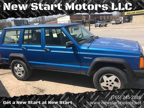1993 Jeep Cherokee for sale at New Start Motors LLC in Montezuma IN