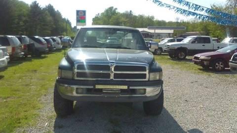 1997 Dodge Ram Pickup 1500 for sale at New Start Motors LLC - Rockville in Rockville IN