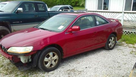 2001 Honda Accord for sale at New Start Motors LLC - Rockville in Rockville IN
