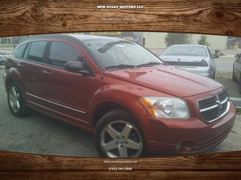 2007 Dodge Caliber for sale at New Start Motors LLC in Montezuma IN