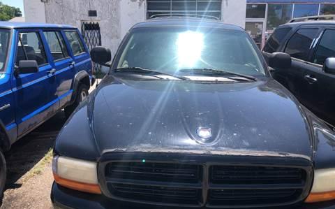 1999 Dodge Durango for sale at New Start Motors LLC in Montezuma IN