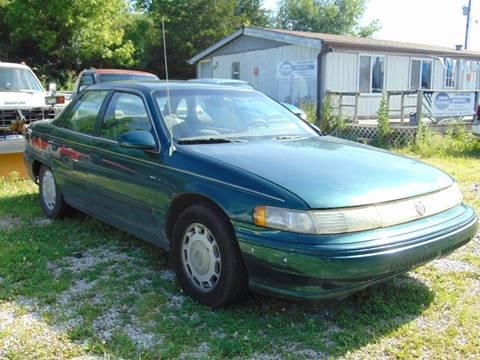 1995 Mercury Sable GS for sale at New Start Motors LLC - Rockville in Rockville IN