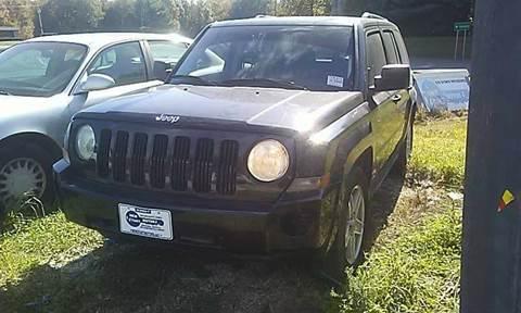 2008 Jeep Patriot for sale at New Start Motors LLC - Rockville in Rockville IN
