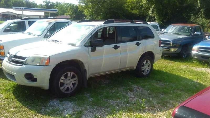 2008 Mitsubishi Endeavor for sale at New Start Motors LLC - Rockville in Rockville IN