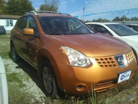 2008 Nissan Rogue SL for sale at New Start Motors LLC - Rockville in Rockville IN