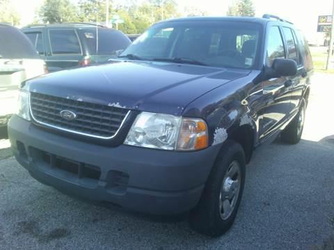 2002 Ford Explorer XLS for sale at New Start Motors LLC in Montezuma IN