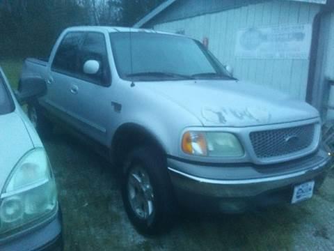 2002 Ford F-150 for sale at New Start Motors LLC - Rockville in Rockville IN