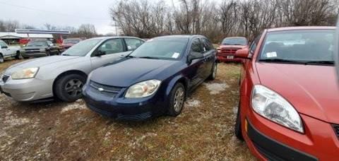 2009 Chevrolet Cobalt LS for sale at New Start Motors LLC - Rockville in Rockville IN