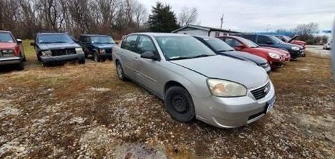 2006 Chevrolet Malibu LS for sale at New Start Motors LLC - Rockville in Rockville IN