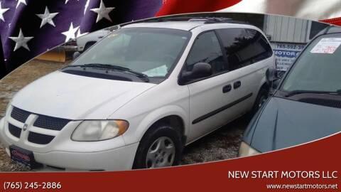 2003 Dodge Grand Caravan for sale at New Start Motors LLC - Rockville in Rockville IN