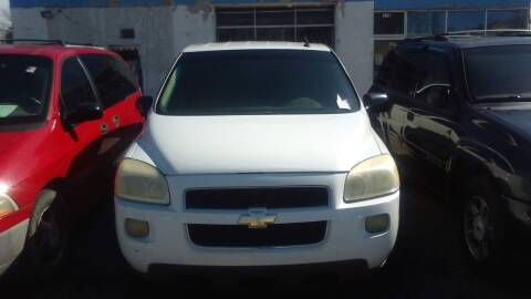 2006 Chevrolet Uplander LS for sale at New Start Motors LLC in Montezuma IN