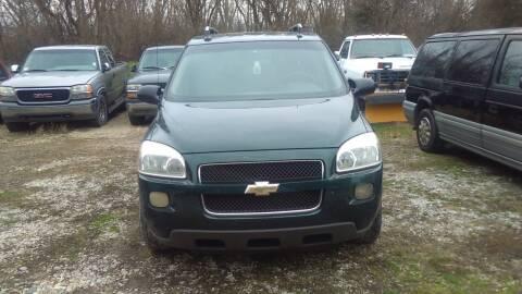 2005 Chevrolet Uplander LT for sale at New Start Motors LLC - Rockville in Rockville IN