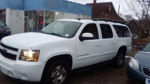 2007 Chevrolet Suburban LT 1500 for sale at New Start Motors LLC in Montezuma IN