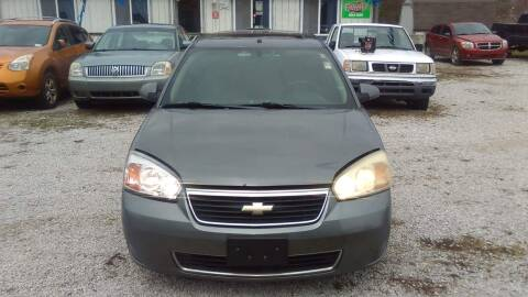 2006 Chevrolet Malibu Maxx for sale at New Start Motors LLC - Rockville in Rockville IN