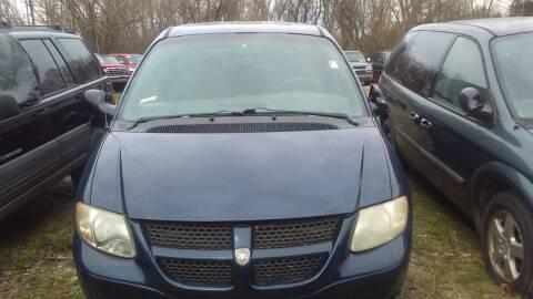 2002 Dodge Grand Caravan for sale at New Start Motors LLC - Rockville in Rockville IN