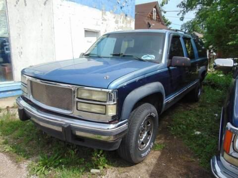 1994 Chevrolet Suburban K1500 for sale at New Start Motors LLC - Rockville in Rockville IN