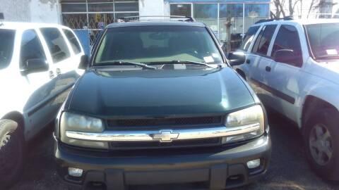 2003 Chevrolet TrailBlazer for sale at New Start Motors LLC in Montezuma IN